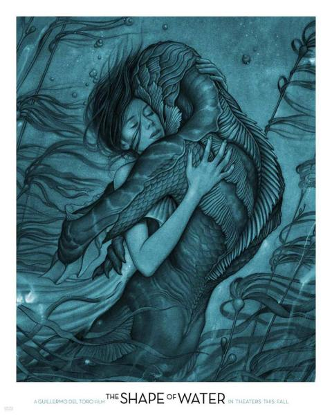 the-shape-of-water-posters